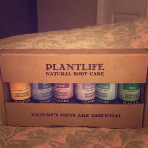 Essential oil's by Plantlife